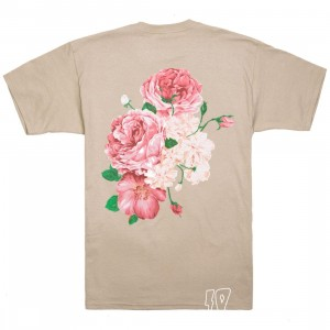 10 Deep Men In Loving Memory Tee (sand)