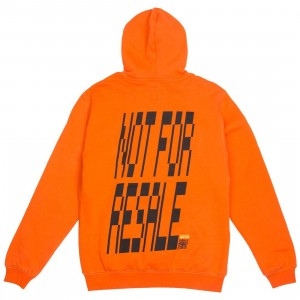 10 Deep Men Resilient Hoody (orange)