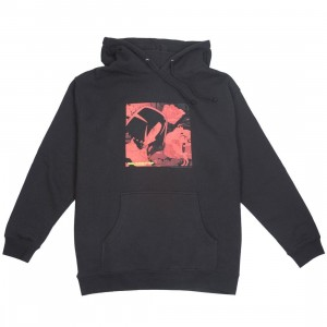 BAIT Exclusive 10 Deep x Pokemon Men Surrender Now Hoody (black)