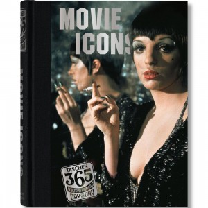 Taschen 365 Day By Day Movie Icons Book (black / hardcover)
