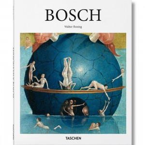 Bosch By Walter Bosing Hardcover Book (white)