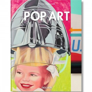 Pop Art By Tilman Osterwold Hardcover Book (multi / hardcover)