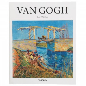 Van Gogh By Ingo F Walther Book (white / hardcover)