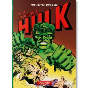 The Little Book Of Hulk Book By Roy Thomas (red / green)