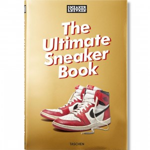 Sneaker Freaker : The Ultimate Sneaker Book (gold / hardcover)
