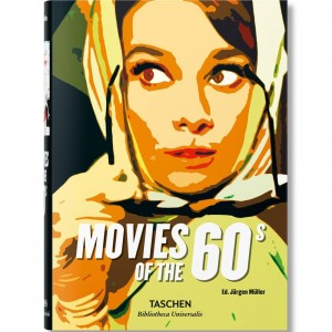 Movies Of The 60s By Jurgen Muller Hardcover Book (multi / hardcover)
