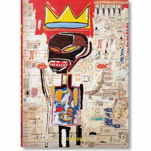 Basquiat - 40th Anniversary Hardcover Book (brown / hardcover)