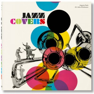Jazz Covers Hardcover Book (white / multi)