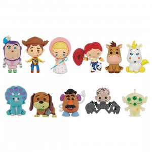 Monogram Disney Pixar Toy Story Classic Figural Bag Clip Series 22 - 1 Blind Box