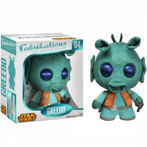 Funko Fabrikations Star Wars Greedo Figure (green)
