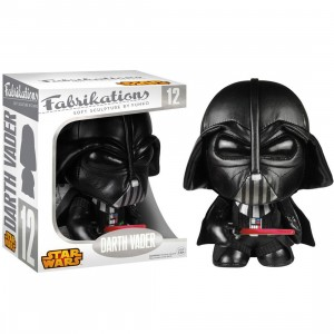 Funko Fabrikations Star Wars Plush Figure - Darth Vader (black)