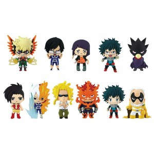 Monogram My Hero Academia Collectors Bag Clip Series 2 - 1 Blind Box