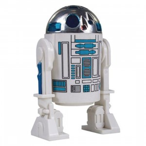 Gentle Giant Star Wars R2-D2 Life Size Vintage Kenner Monument Statue (white)