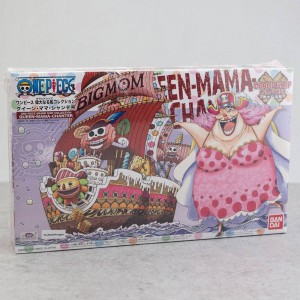 Bandai Hobby One Piece Grand Ship Model Collection - Big Mom Pirate Ship (pink)