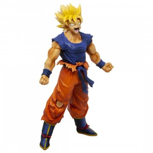 Banpresto Dragon Ball Super Legend Battle Super Saiyan Son Goku Figure (orange)