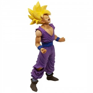 Banpresto Dragon Ball Super Legend Battle Super Saiyan Son Gohan Figure (purple)