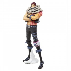 Banpresto One Piece King of Artist The Charlotte Katakuri Figure (tan)