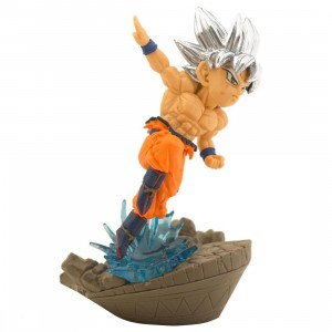 Banpresto Dragon Ball Super World Collectable Diorama Vol.2 Goku Figure (tan)