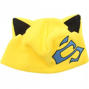 Durarara!!! Celty Beanie Plush Cosplay Hat (yellow)