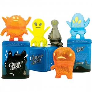 Ghost Land 3 Inch Mini Series Figure - 1 Blind Case (20 Blind Boxes)