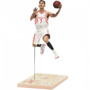 McFarlane Toys Jeremy Lin Houston Rockets NBA Figure (white)