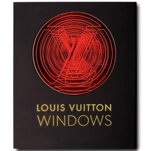Louis Vuitton Windows Book (black / hardcover)