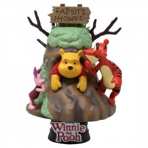 Beast Kingdom Disney Winnie The Pooh D-Select DS-006 6 Inch Statue - PX Previews Exclusive (yellow)