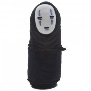 Studio Ghibli Sun Arrow Spirited Away No Face Plush (black)
