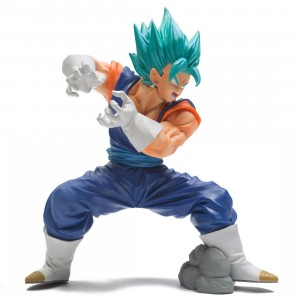 Banpresto DRAGONBALL SUPER FINAL KAMEHAME-HA VEGETTO FIGure (blue)