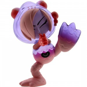 Erick Scarecrow Wet-Suit Maria Figure (clear purple) - Bait SDCC Exclusive
