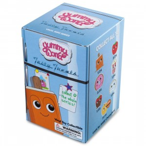 Kidrobot Yummy World Tasty Treats Mini Series Figure - 1 Blind Box