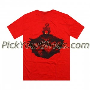 Triumvir Street Fighter Tee - Akuma (red)