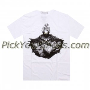 Triumvir Street Fighter Tee - Akuma (white)