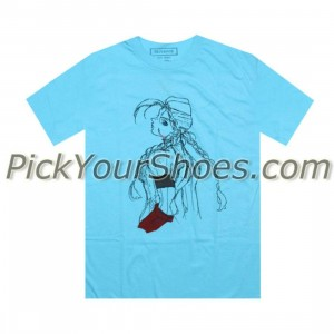 Triumvir Street Fighter Tee - Cammy (teal)