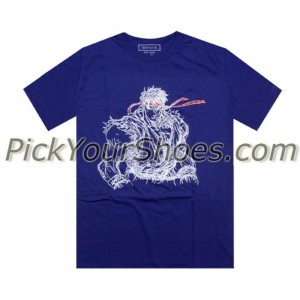Triumvir Street Fighter Tee - Ryu (blue)