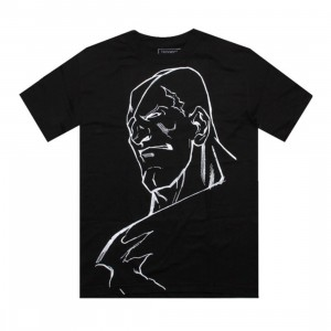 Triumvir Street fighter World Warrior Tee - Sagat (black)