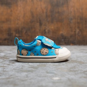 TOMS x Sesame Street Toddlers Doheny - Cookie Monster (blue)