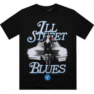 TITS Ill Street Blues Tee (black)