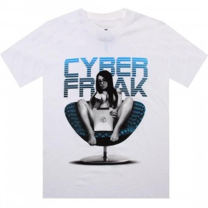 TITS Cyber Freak Tee (white)