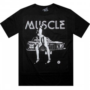TITS Muscle Tee (black)