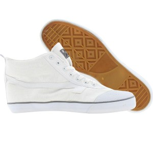 The Peoples Shoes Monochrome High (white / white)