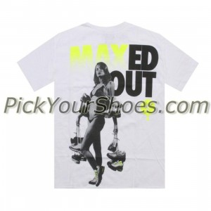 TITS x PYS.com Exclusive Max-ed Out Tee (white) - PYS.com Collab