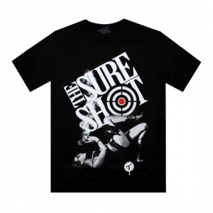 TITS Sure Shot Tee (black)