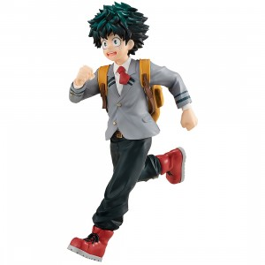 PREORDER - Good Smile Company Pop Up Parade My Hero Academia Izuku Midoriya (gray)