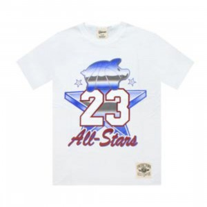 UNDRCRWN All-Star Ballhog Tee (white)