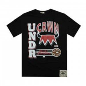Under Crown World Champ Tee (black)