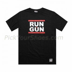 UNDRCRWN Run and Gun Tee (black)