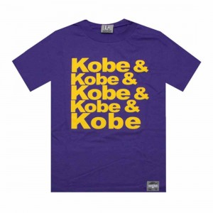 UNDRCRWN Kobe Tee (purple) - PYS.com Exclusive