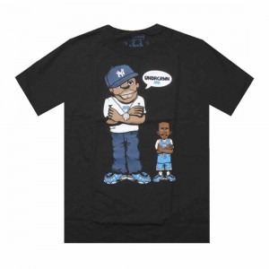 UNDRCRWN PickYourShoes.Com Exclusive - MVPenny Tee (black)