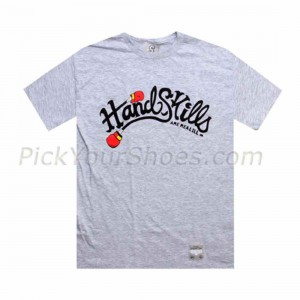 UNDRCRWN PickYourShoes.com Exclusive - Hand Skills Tee (heather grey)